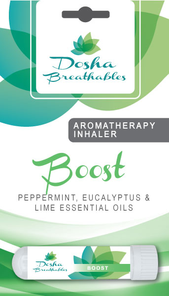 BOOST Aromatherapy Inhaler