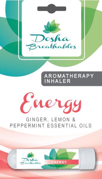 ENERGY Aromatherapy Inhaler