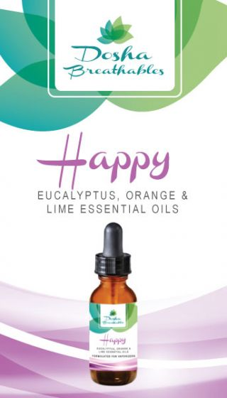 HAPPY Essential Oils For Vaporizers